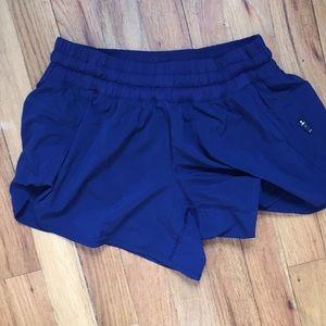 Womens Lululemon Track Shorts